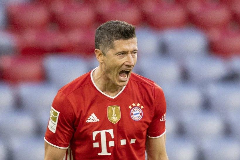 Uskumatus hoos Lewandowski on ülivõimsa rekordi purustamise lävel: arvasin, et selle ületamine on võimatu