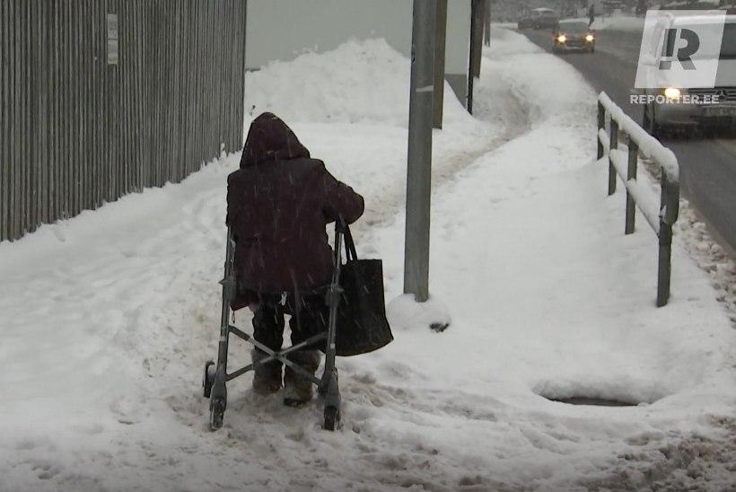 Kalle Klandorf: lumme kinni jäänud vanatädi oli puhas provokatsioon!