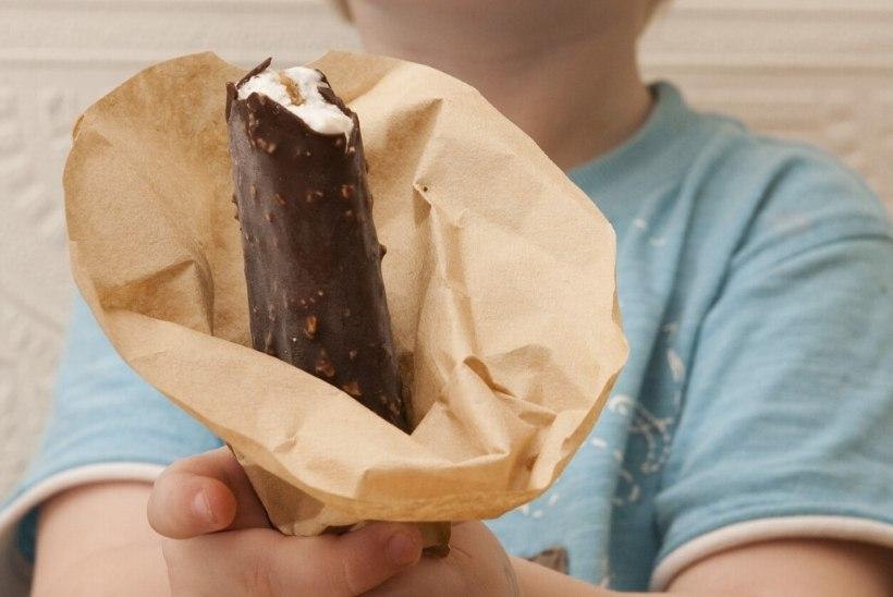 NIPP | Nii jääb jäätist sööva lapse särk puhtaks!