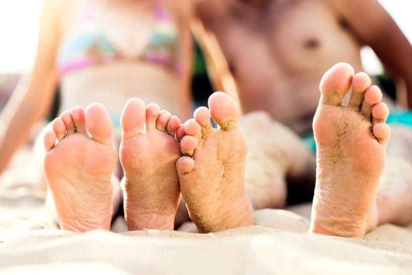 KONNASILMAD, NUKID, LÕHED: 6 väga häirivat jalamuret ja kuidas neist lahti saada