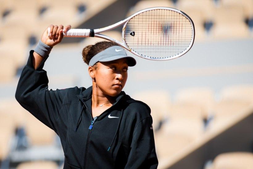 Skandaali sattunud Naomi Osaka loobus Prantsusmaa lahtistel edasi mängimisest
