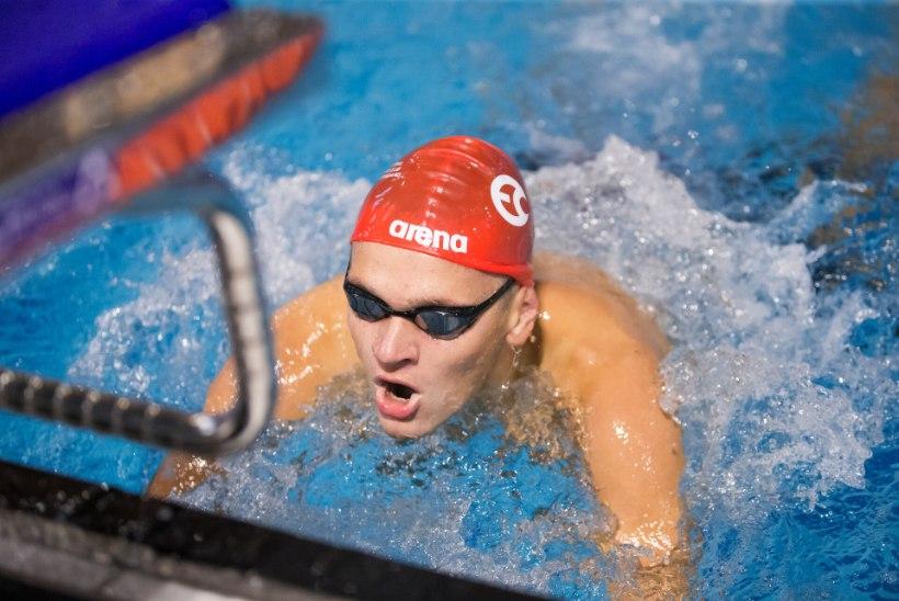 HEA TÖÖ! Zirk ujus uskumatutes tingimustes Eesti rekordi ning täitis taas olümpia A-normi