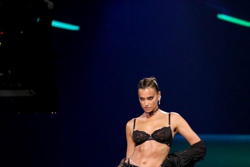 Kim Kardashianist lahku läinud Kanye kurameerib vene päritolu supermodelliga