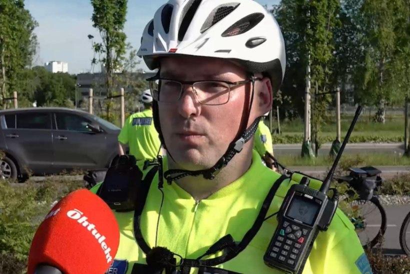 ÕL VIDEO | Rattapatrull kontrollis elektritõukerattureid: õnnetusi juhtub palju!