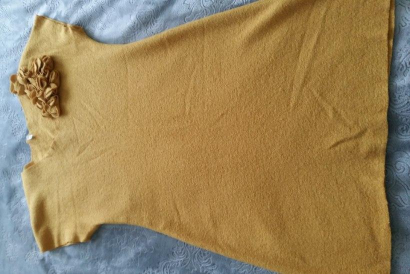 ÕPETUS JA MUSTER: tee vanast kudumist heegelmotiividega jakk