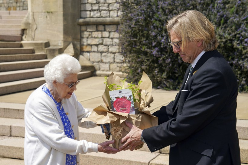 PRINTS PHILIP 100: kuninganna abikaasa mälestus põlistati liigutaval moel