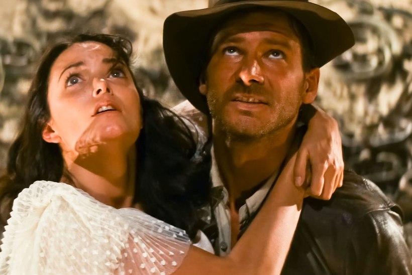 Kas Indiana Jones oli pedofiil?!