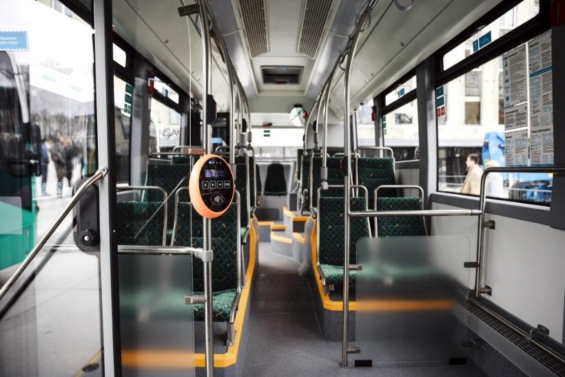 LUGEJA KÜSIB: miks Tallinna linnaliinibussides õhku pole?