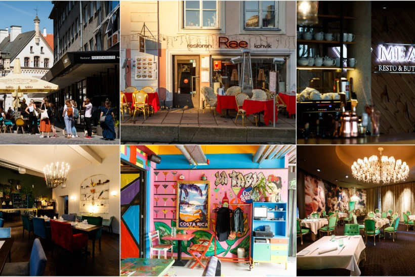 SUUR TABEL | Milliseid hõrgutisi pakutakse Tallinna restoranide nädalal ja kus süües saab suurima hinnavõidu?