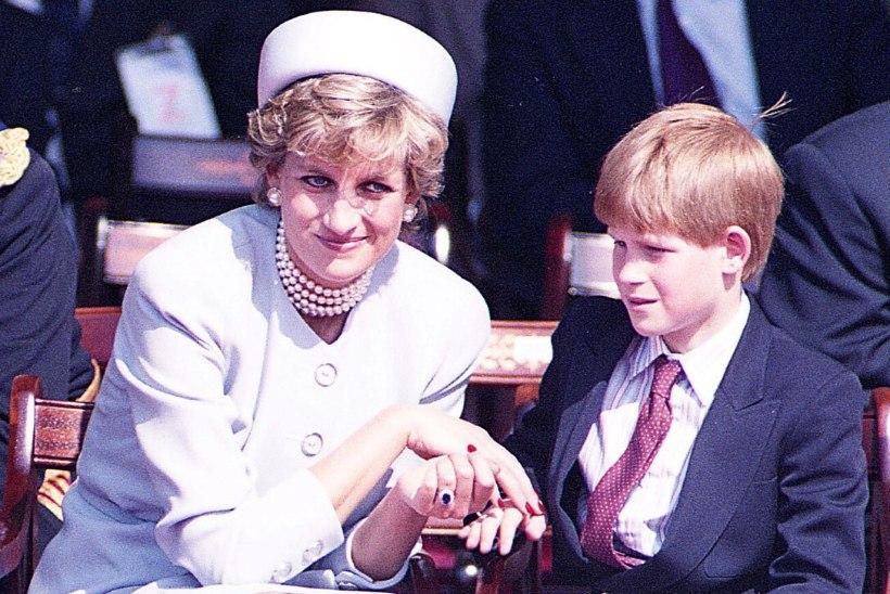Ekspert: Harry on teinud oma ema Diana surmast äri!