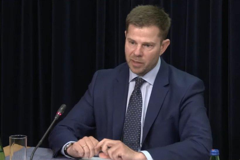 VIDEO   Siseminister Jaani ABISe eelnõust: talletatakse ainult sõrmejäljed ja näokuju, jutt iiriskestadest ja DNAst on müüt