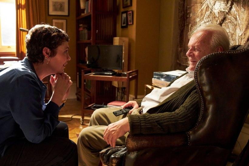Oscari-roll tõstis pinnale Anthony Hopkinsi olematud suhted ainsa lapsega