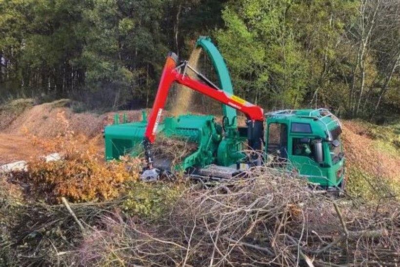 Tehnika   Uudiseid suurema ja väiksema metsatehnika alalt
