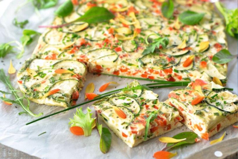 NÄDALAMENÜÜ | 14.–20. juuni: rannahooaja tervislikud toidud noore suvikõrvitsaga