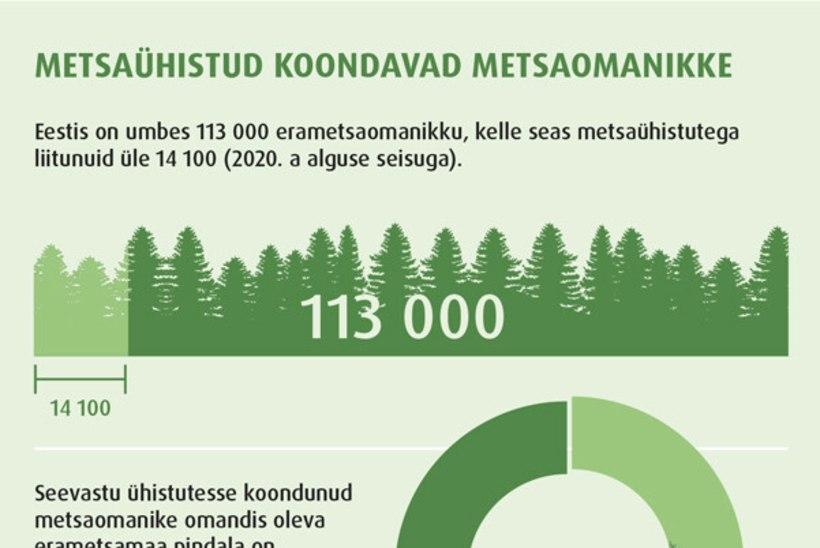 """Metsameister Erki Vinni: """"Meie töö põhineb usaldusel"""""""