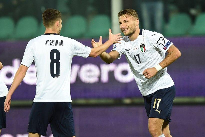 """Superstaarideta Itaalia on põnev must hobune: """"Vajadusel on tiim lausa halastamatu."""""""