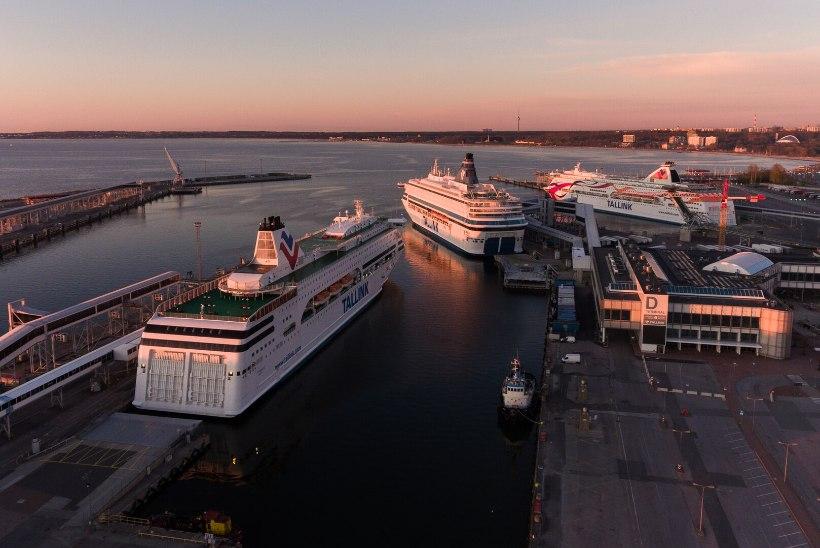 Tallinki laevadel lasi end koroona vastu vaktsineerida 468 inimest