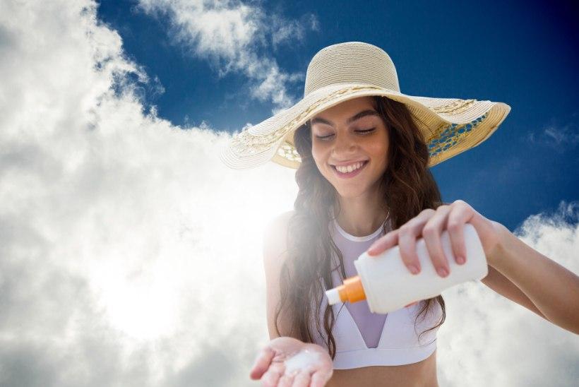 Õue trenni: kuidas leida õige päikesekreem?