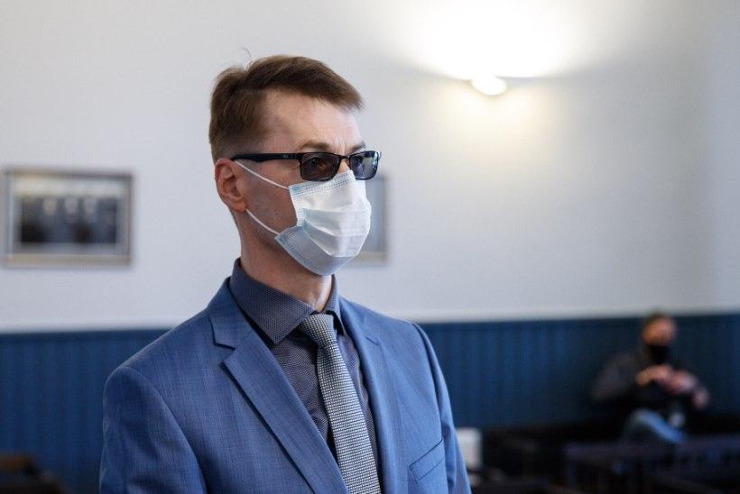 POLE NÕUS ÕIGEKSMÕISTMISEGA: prokurör kaebas kohtuotsuse edasi ja nõuab eksminister Marti Kuusikule tingimisi vangistust