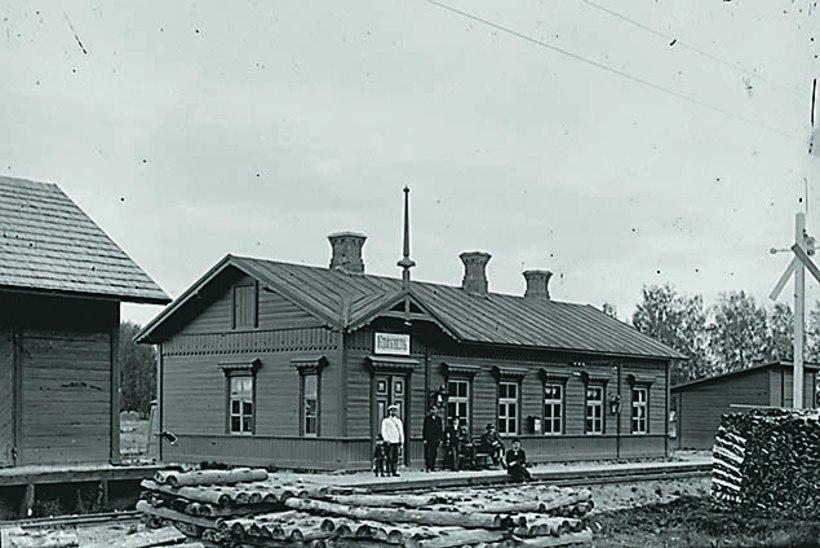 UHKE GALERII! AURURONGIGA MINEVIKKU: Põhja-Lätis viib kitsarööpmeline 1920.-30. aastatesse