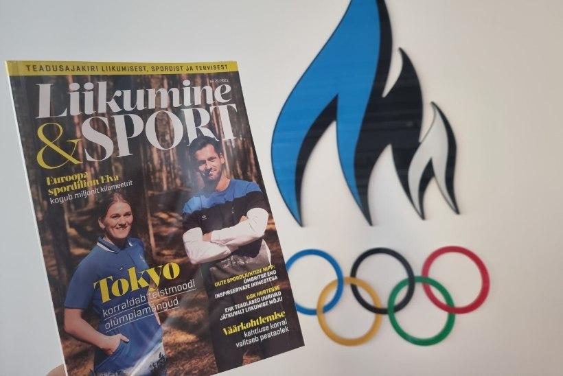 Ilmus ajakirja Liikumine ja Sport värske number