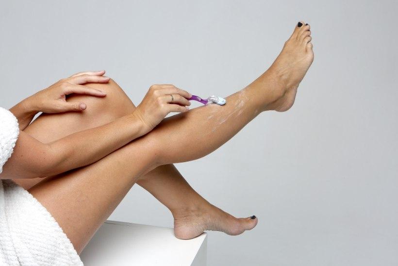 Et siledus püsiks: neli soovitust, kuidas saavutada raseerides parim tulemus
