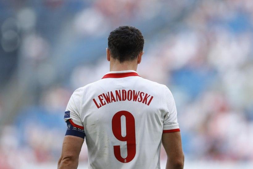 MUST PÄEVIK   Raskustest, mis ilmnevad, kui püüda selgust saada Robert Lewandowski headuses