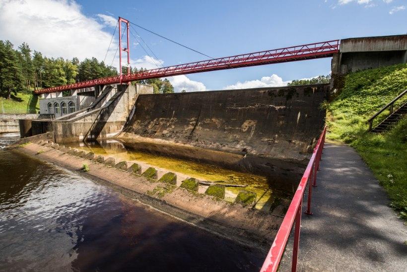 Keskkonnaamet selgitab: miks venis Linnamäe paisu veeloa menetlus?