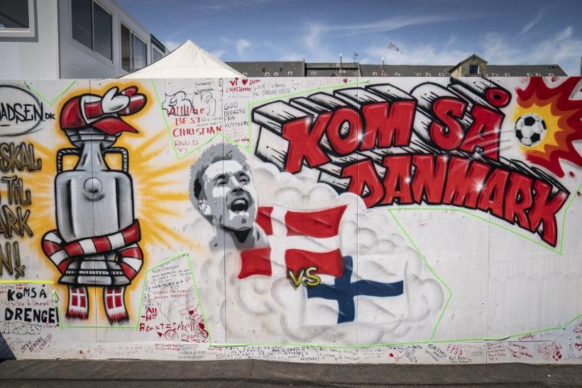 Mart Treial | Kas taanlased lajatasid UEFA-le asja eest verbaalseid lõuahaake?