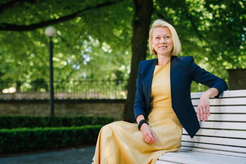 Magistrikraadi omandanud Kristina Šmigun-Vähi: nii mõnigi kord mõtlesin, miks ma seda kõike endale teen