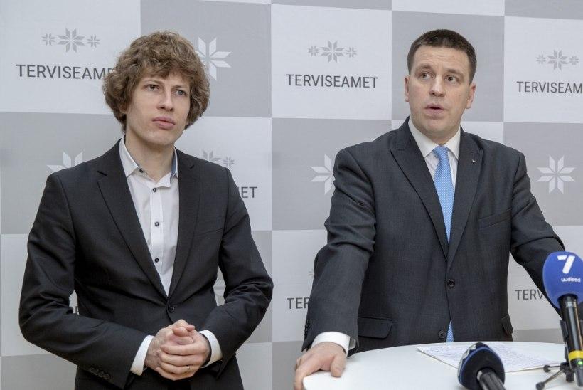 PINGELINE PEAMURDMINE: Tallinna keskerakondlased nuputavad, mida teha Ratase ja Kiigega