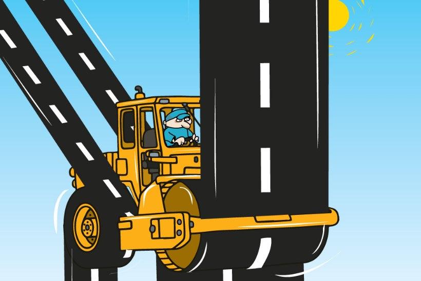 Juhtkiri | Millal hakkab auto üle jõu käima?