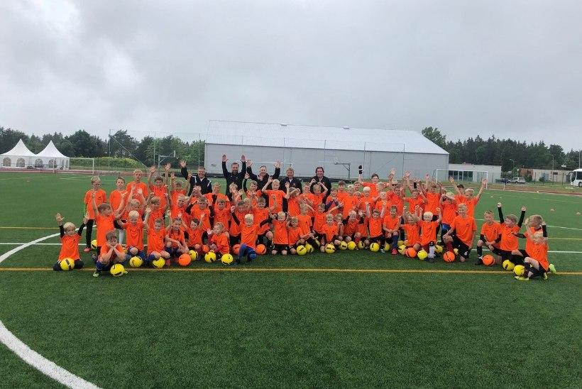 Hollandi jalgpallikool tuleb sel suvel oma laagritega taas Eestisse!