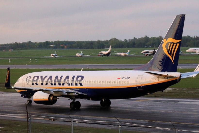 Ryanairi boss Valgevene õhupiraatlusest: meie piloote survestati