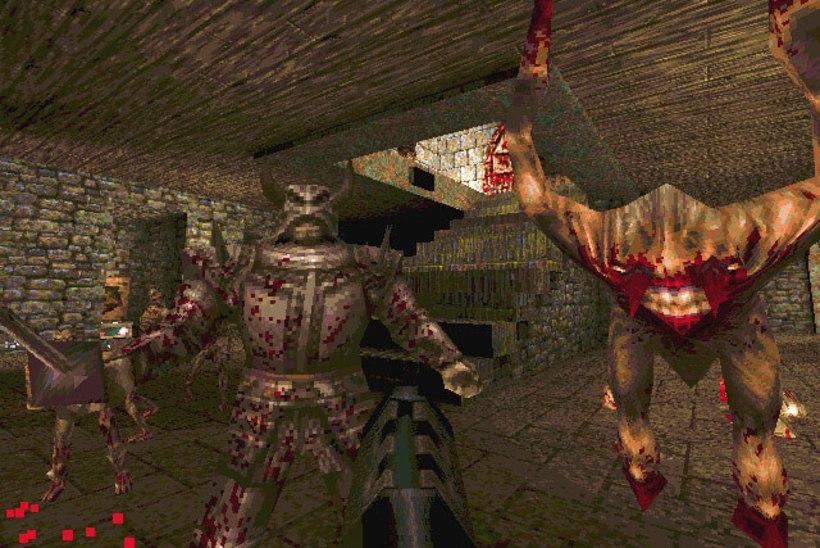"""SUREMATU! Just see tulistamismängu """"Quake"""" element elab edasi ka modernsetes mängudes"""