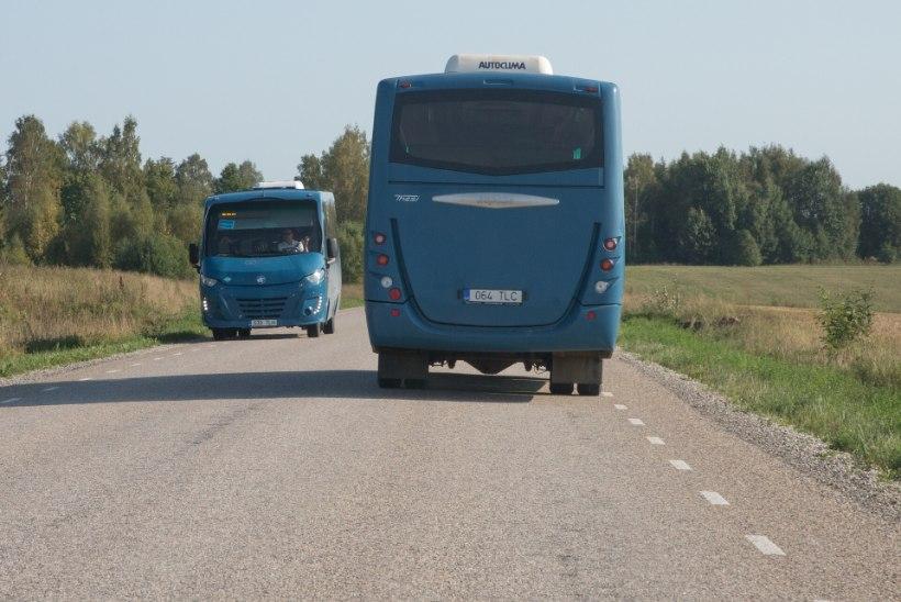 Tõnis Erilaiu lehesaba | Kuidas Eestit erutas lootus raudteebussist