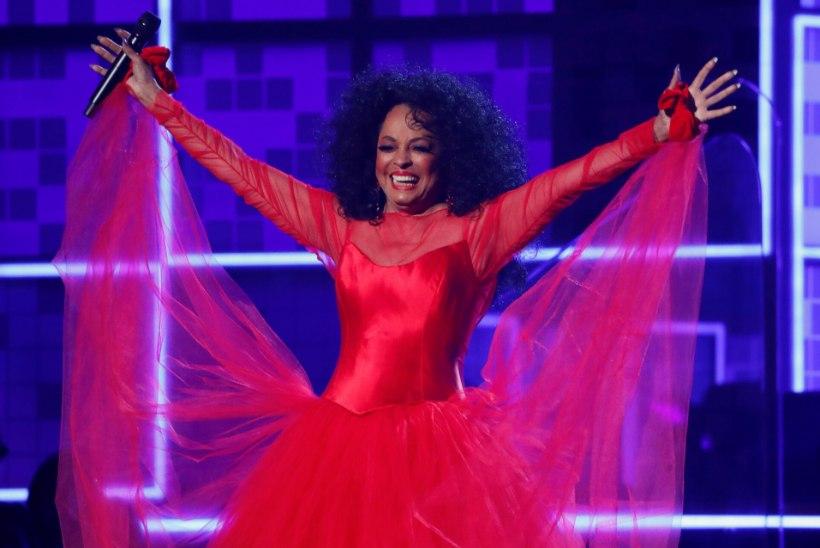 Diana Ross avaldab üle 15 aasta uue albumi