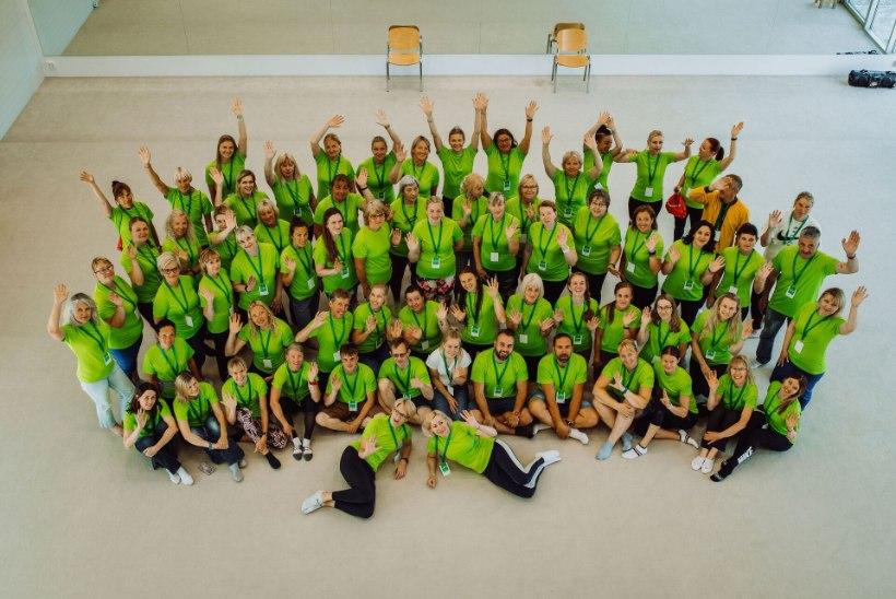 Liikumisõpetajate suvekoolis jagati uusi ideid liikumisharrastuse edendamiseks