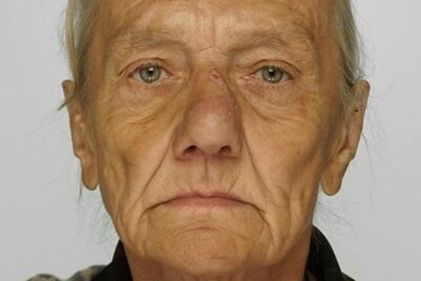 FOTOD   Tõsine vedelikupuudus, aga elus! Võru vallas kadunuks jäänud 65aastane Taissia on leitud!
