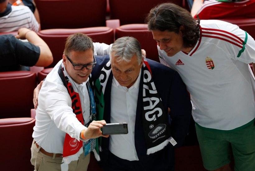 Propagandamasin, mida rahvas armastab. Miks kulutas Orban jalgpalli hüvanguks kaks miljardit eurot?