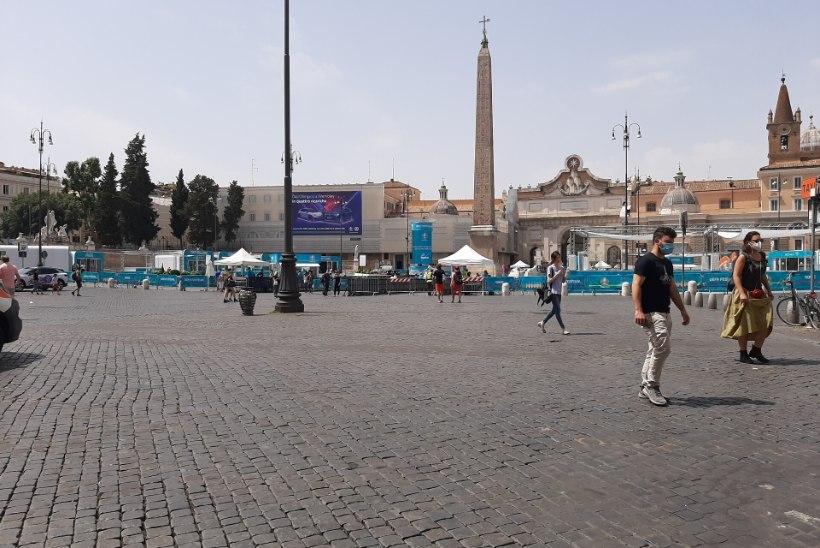Õhtuleht jalgpalli EMil | Roomlased selgitavad, miks üleeuroopaline EM ei toimi