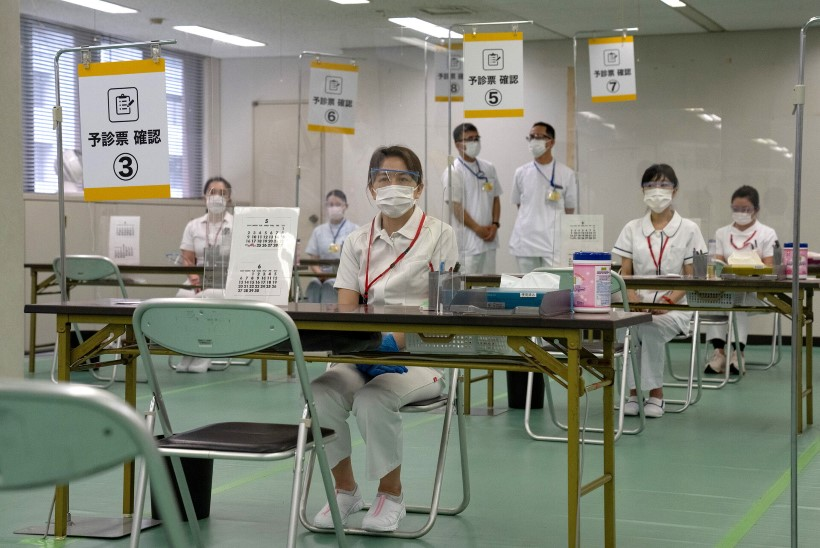 Jaapani kõrged meditsiinitöötajad: vaktsineerimistempo pole piisav, Tokyo OM võib kujuneda koroonapommiks