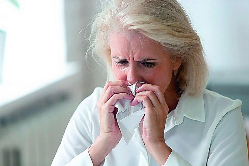 PSÜÜHIKAHÄIRE VÕI MENOPAUS: miks iga asi ajab haledalt nutma?
