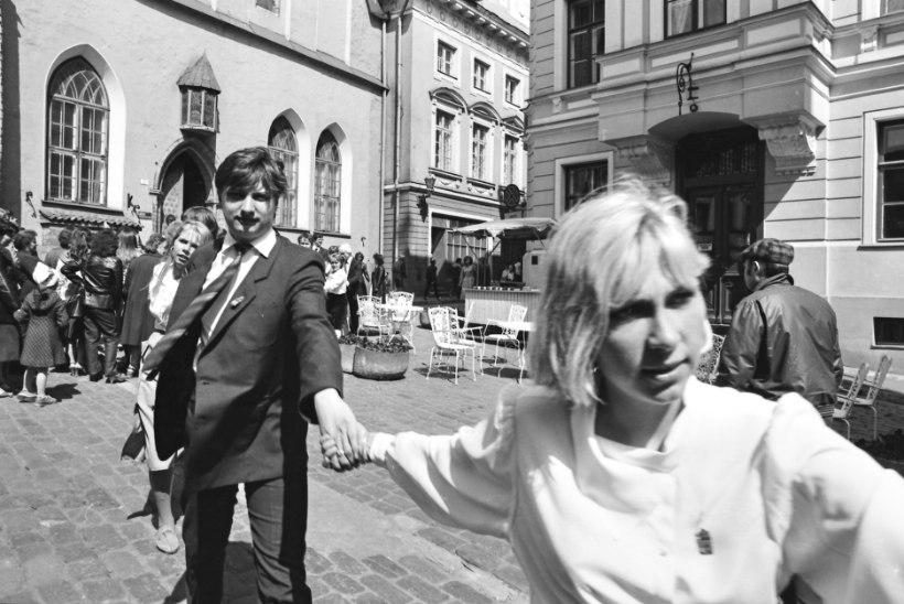 FOTOLAEGAS: abiturientide viimased ühised hetked