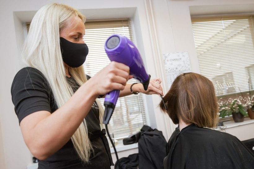 Pikk vahe juuksuris käikudel on põhjustanud juuste kuivuse ja peanahamured
