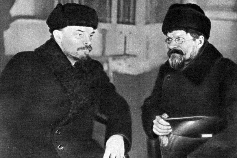 VÕIMUTA JUHT: Tallinnas tegutsenud metallitöölisest sai aastakümneteks Nõukogude Liidu formaalne riigipea