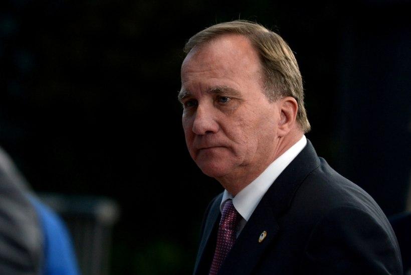 Rootsi valitsuse aeg sai läbi, Löfvenil on ametist lahkumiseks nädal