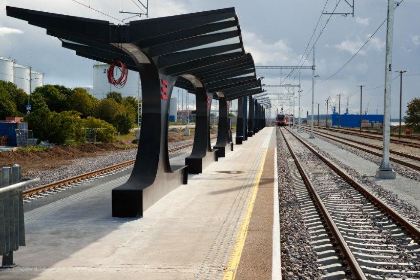 Kuumalaine tõttu võivad rongid hilineda