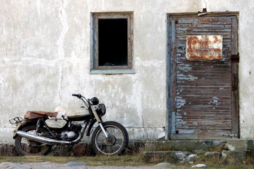 Tõnis Erilaiu lehesaba | Kuidas mootorratturid põrutasid läbi Eesti