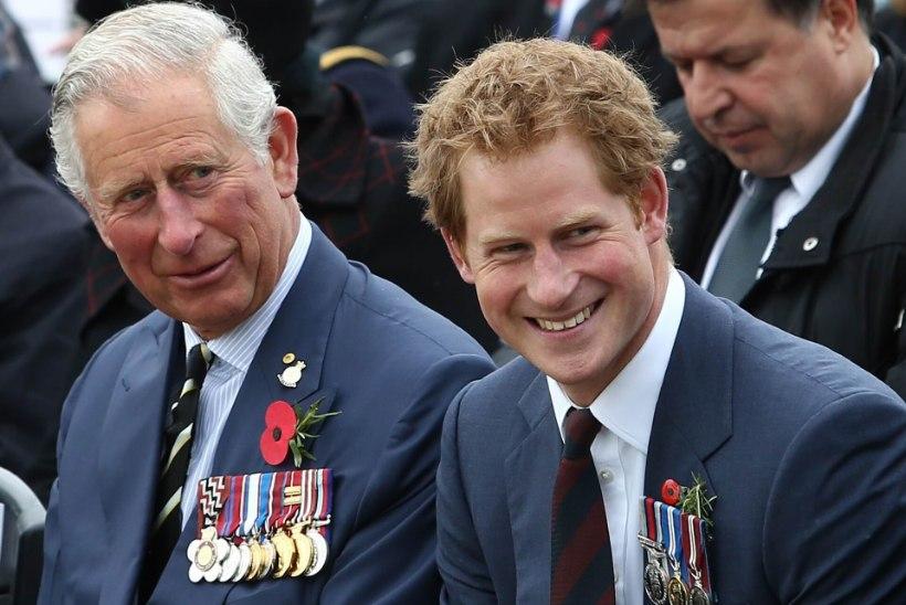 Leht: Harry võib lähitundidel Inglismaale naasta. Isa keeldub temaga kohtumast